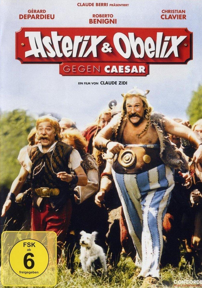 Asterix Und Obelix Film Deutsch