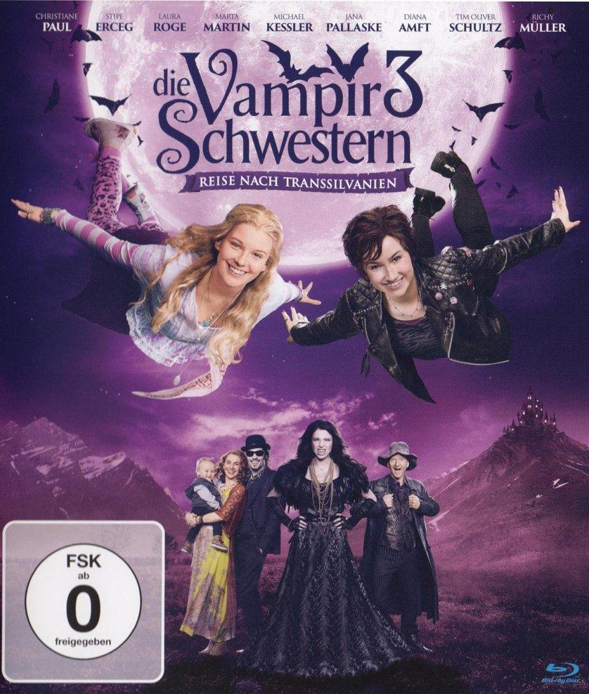 Vampirschwestern 3 Dvd