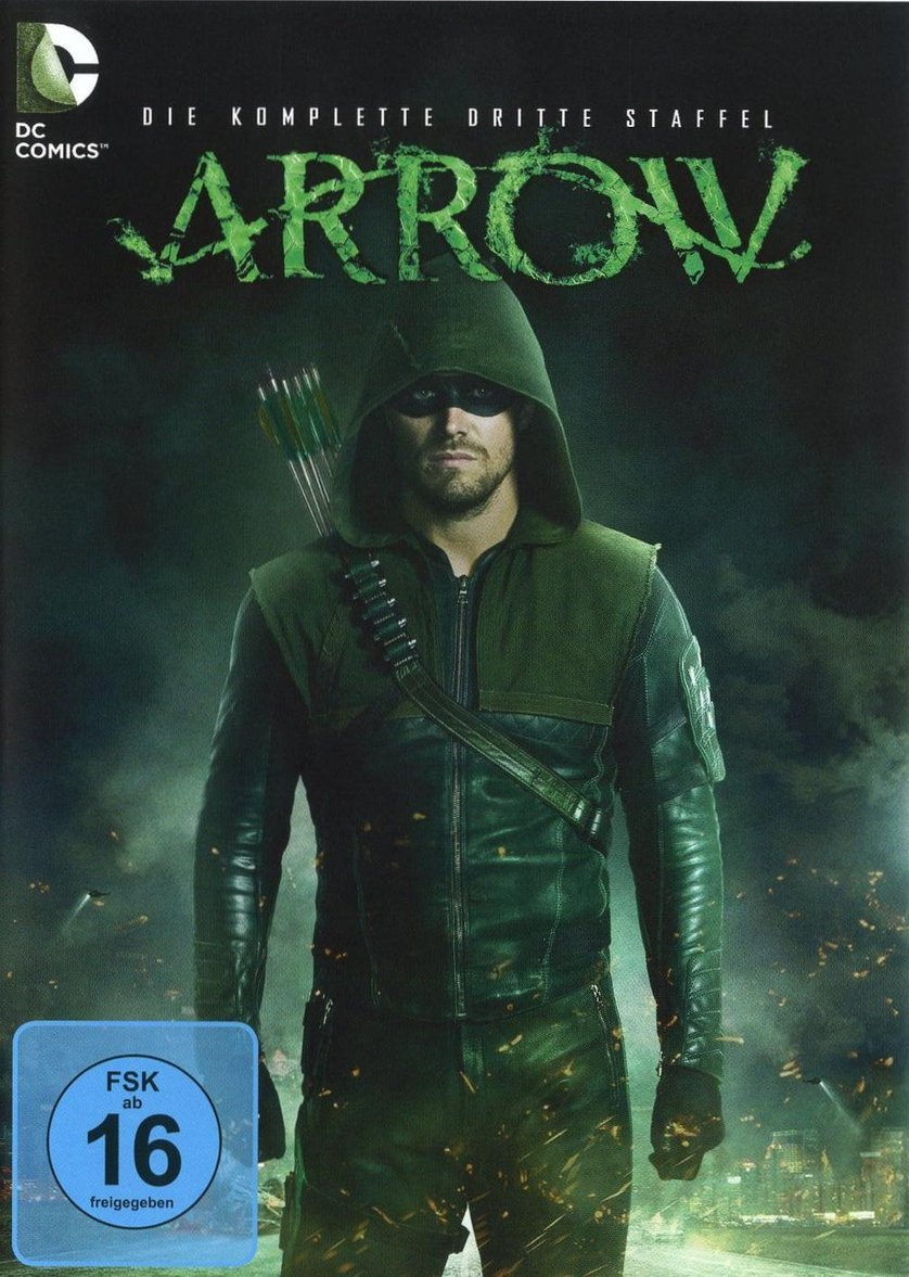 3. Staffel Arrow