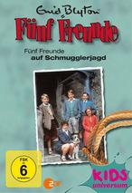 Fünf Freunde 03 - Fünf Freunde auf Schmugglerjagd