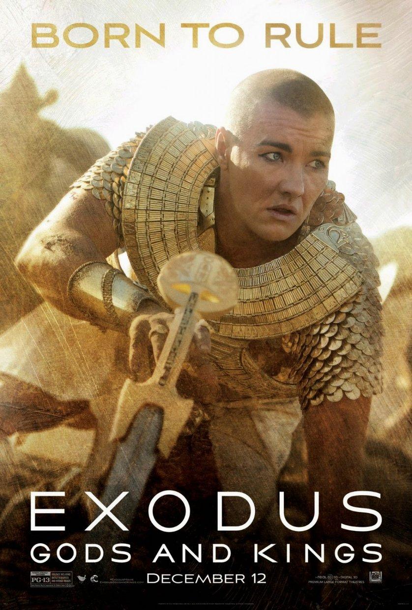 Exodus Götter