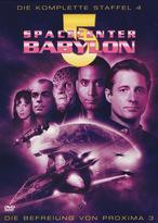 Spacecenter Babylon 5 - Staffel 4