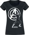Marvel's The Avengers Hawkeye powered by EMP (T-Shirt)