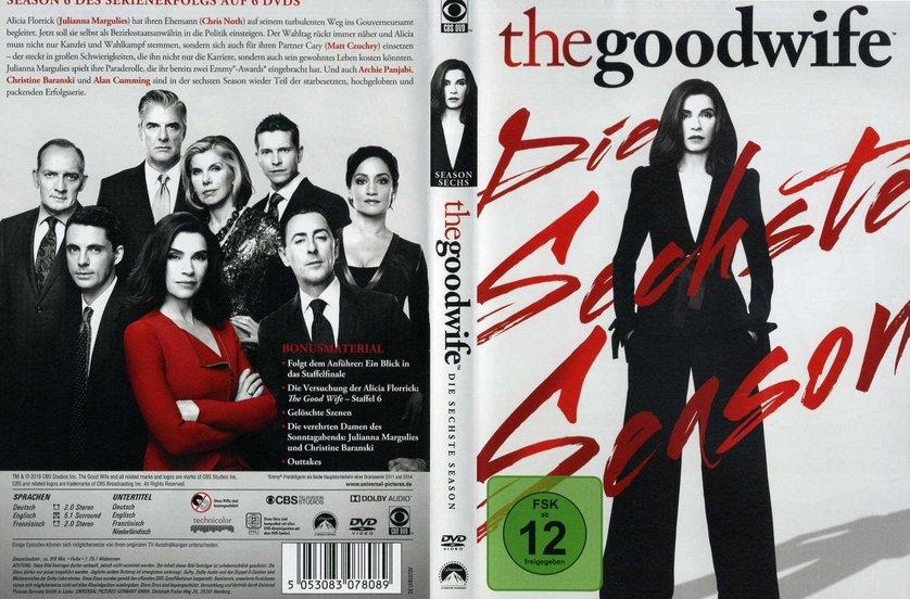 The Good Wife Staffel 6 Deutsch