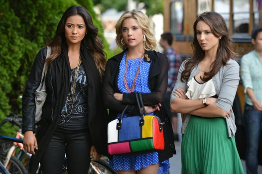 Pretty Little Liars - Staffel 3