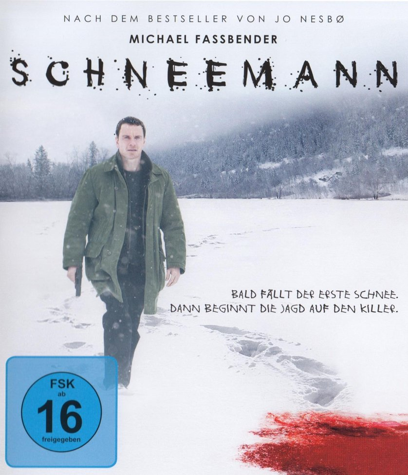 Der Schneemann Film 2021