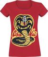 Cobra Kai Logo powered by EMP (T-Shirt)