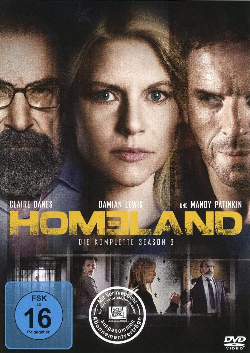 Homeland Staffel3