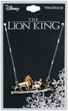 Der König der Löwen Simba, Timon und Pumba powered by EMP (Halskette)