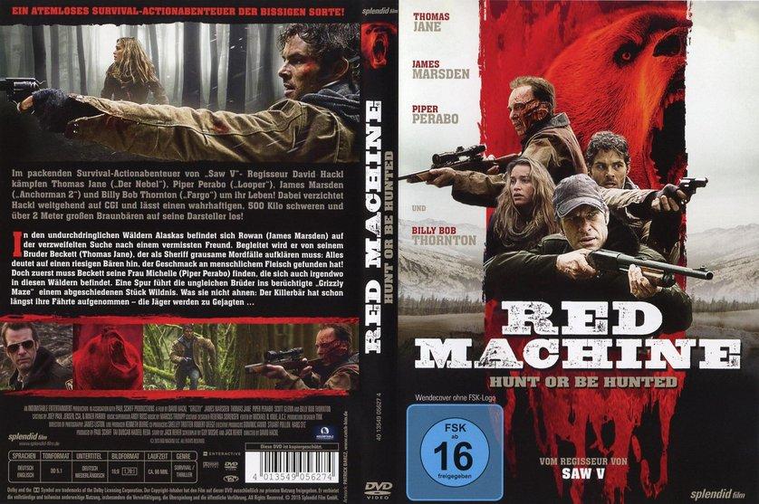 reds machine