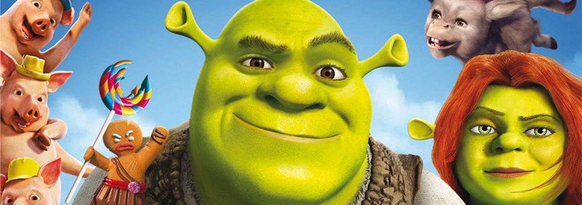 Für immer Shrek: Ein märchenhaftes Finale für den grünen Oger
