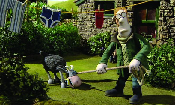 Shaun das Schaf - Gemüsefußball