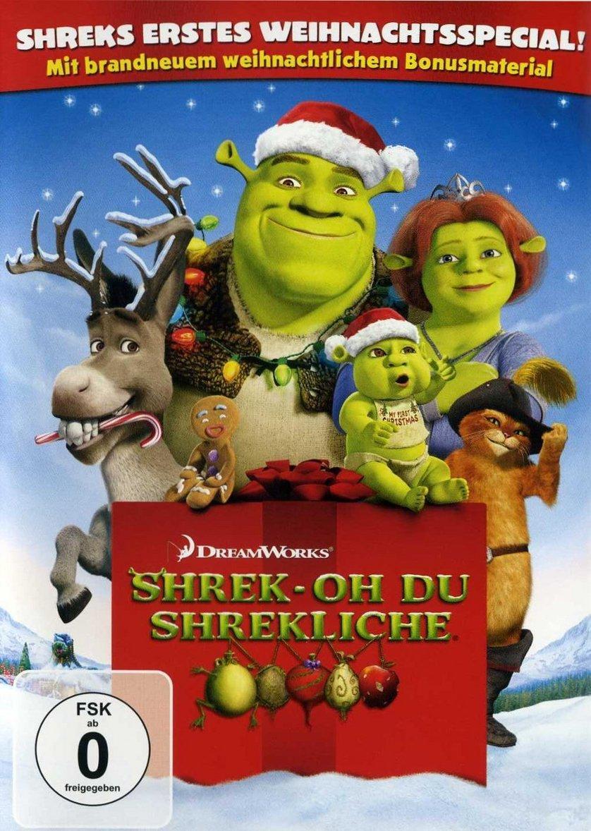 Shrek – Oh Du Shrekliche