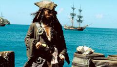 2003: Johnny Depp © Walt Disney Home