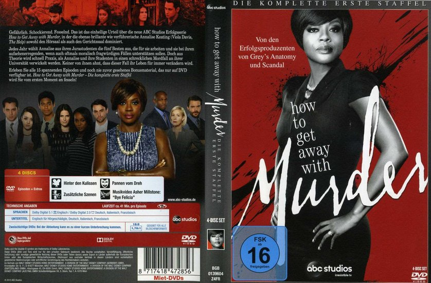 How To Get Away With A Murderer Staffel 3