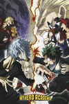 My Hero Academia Heroes VS. Villains powered by EMP (Poster)