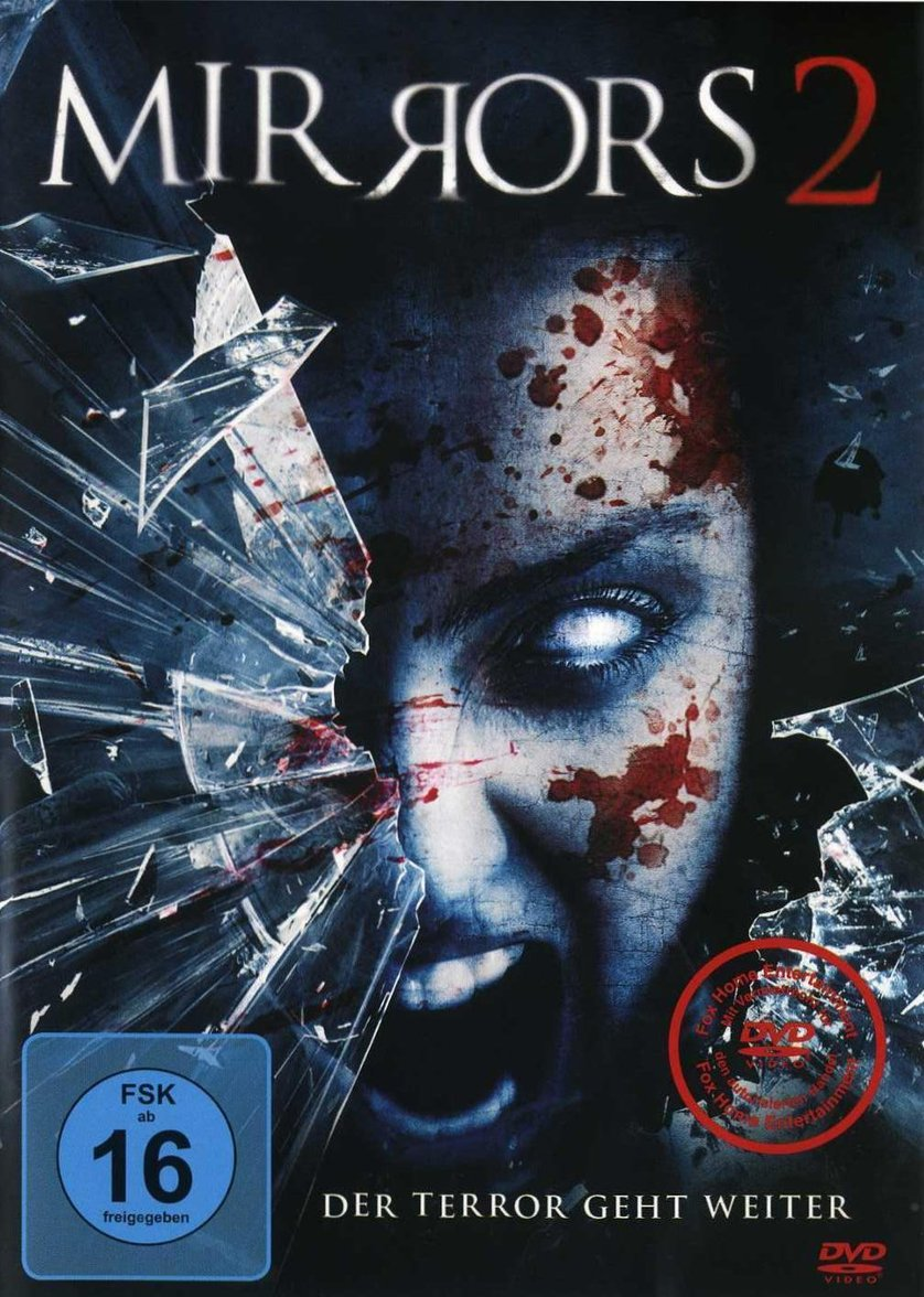 Mirrors 2 dvd oder blu ray leihen for Mirror 1 movie