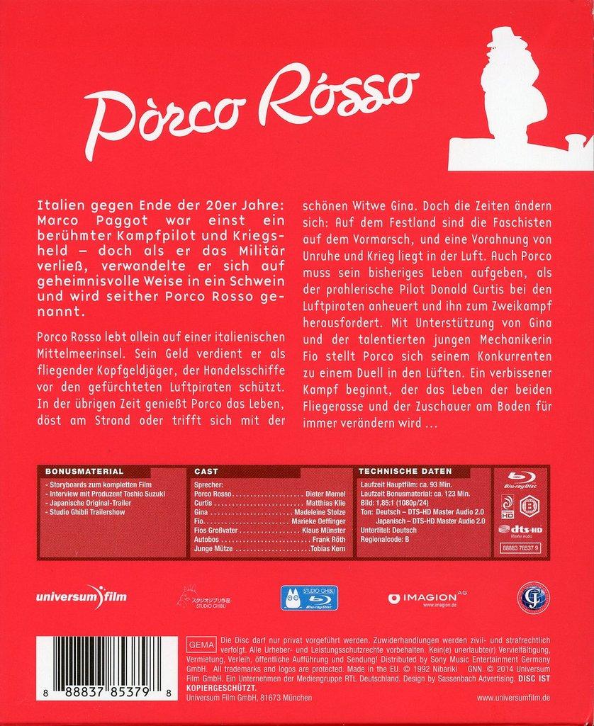 Porco Rosso Stream Deutsch