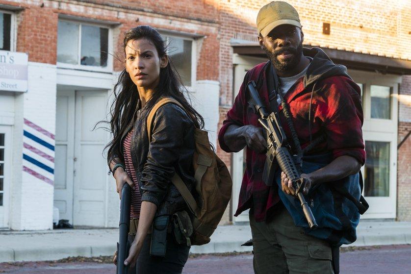 Fear The Walking Dead Staffel 4 Trailer