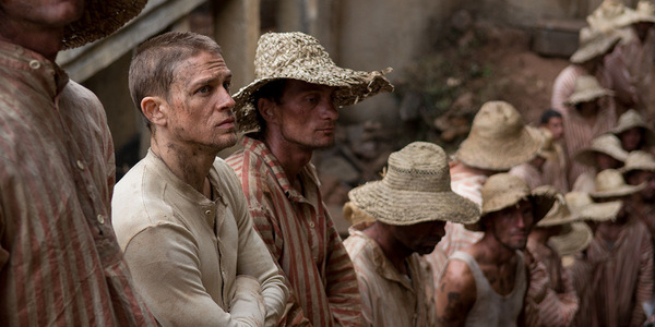 Charlie Hunnam in 'Papillon' 2018