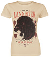 Game Of Thrones House Lannister powered by EMP (T-Shirt)