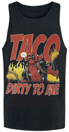 Deadpool Taco Dirty To Me! powered by EMP (Tank-Top)