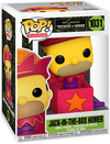 Die Simpsons Treehouse Of Horror - Jack-In-The-Box Homer 1031 powered by EMP (Funko Pop!)