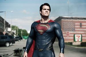 Henry Cavill als Superman in 'Man of Steel' © Warner 2013