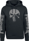 The Punisher Grey Skull powered by EMP (Kapuzenpullover)