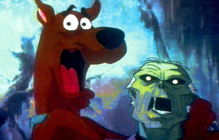 Scooby Doo Und Die Gespensterinsel