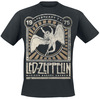 Led Zeppelin Madison Square Garden 1975 powered by EMP (T-Shirt)