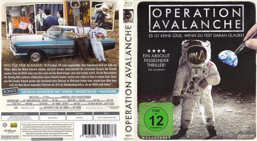 Operation Avalanche Trailer Deutsch