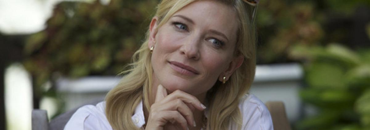Blue Jasmine: Cate Blanchett: Angst vor Blue Jasmine