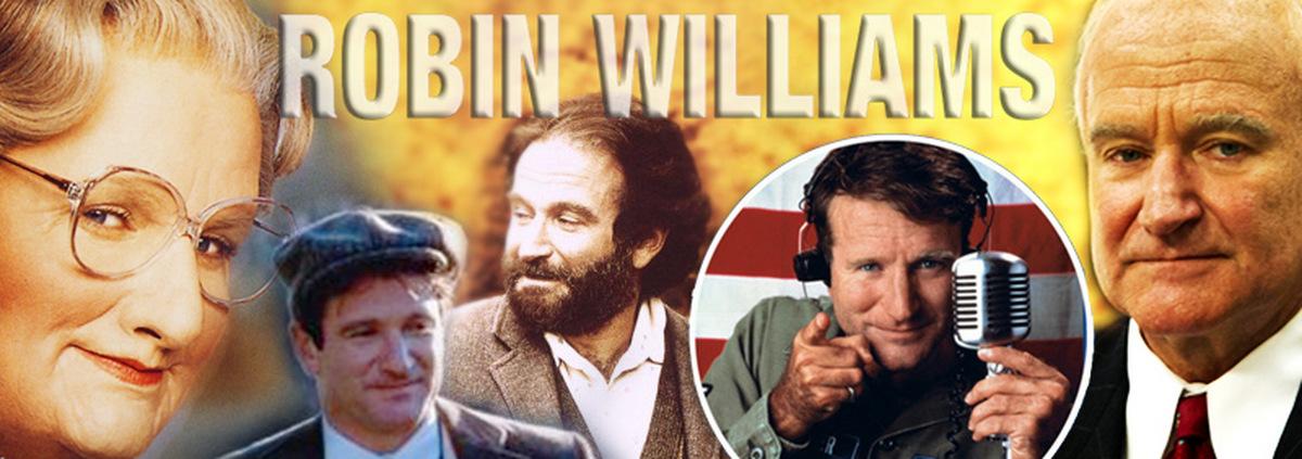 Nachruf: Robin Williams: Ein strahlender Filmstar im Nachruf: Robin Williams