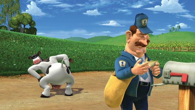 Der tierisch verrückte Bauernhof: DVD oder Blu-ray leihen ...