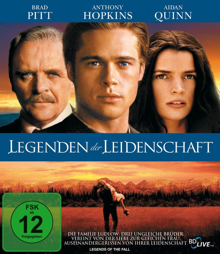 Legenden Der Leidenschaft Dvd Oder Blu Ray Leihen Videobusterde