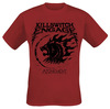 Killswitch Engage Lion Emblem powered by EMP (T-Shirt)