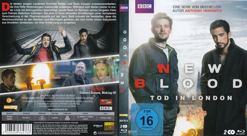 New Blood Tod In London