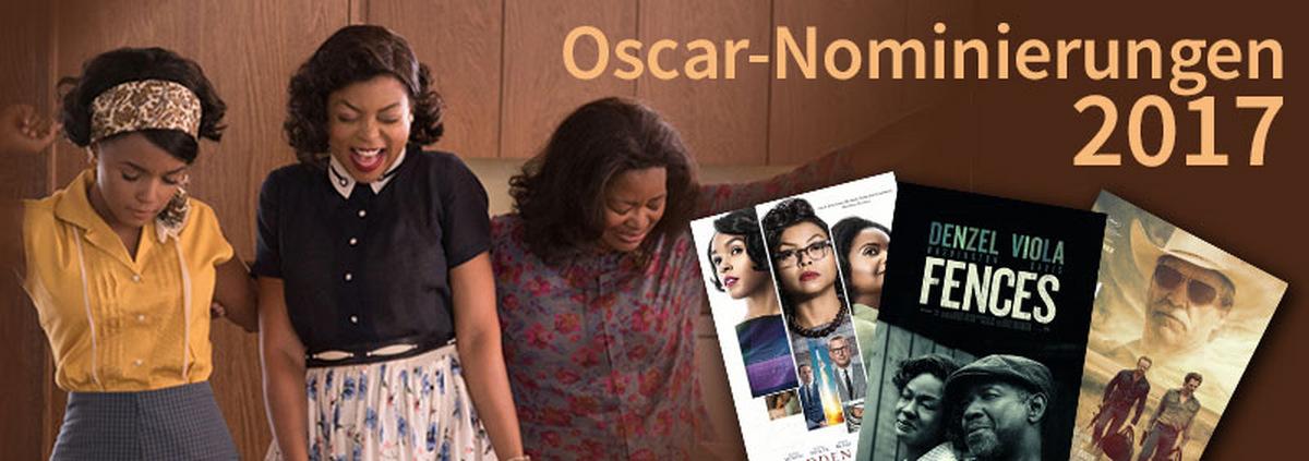 Oscar-Nominierungen 2017: Hoffnung für deutschen Film bei den Oscars