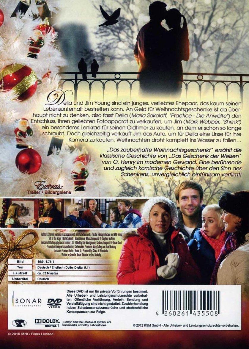 Das zauberhafte Weihnachtsgeschenk: DVD oder Blu-ray leihen ...