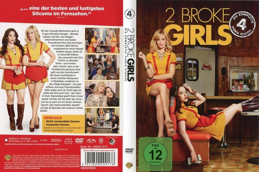 2 broke girls deutsch
