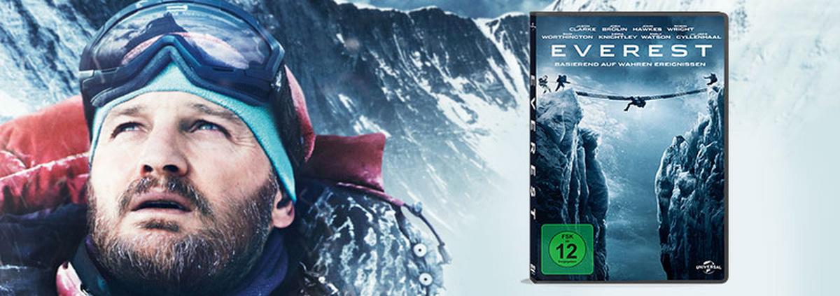 Everest: Die wahre Geschichte um den Mythos