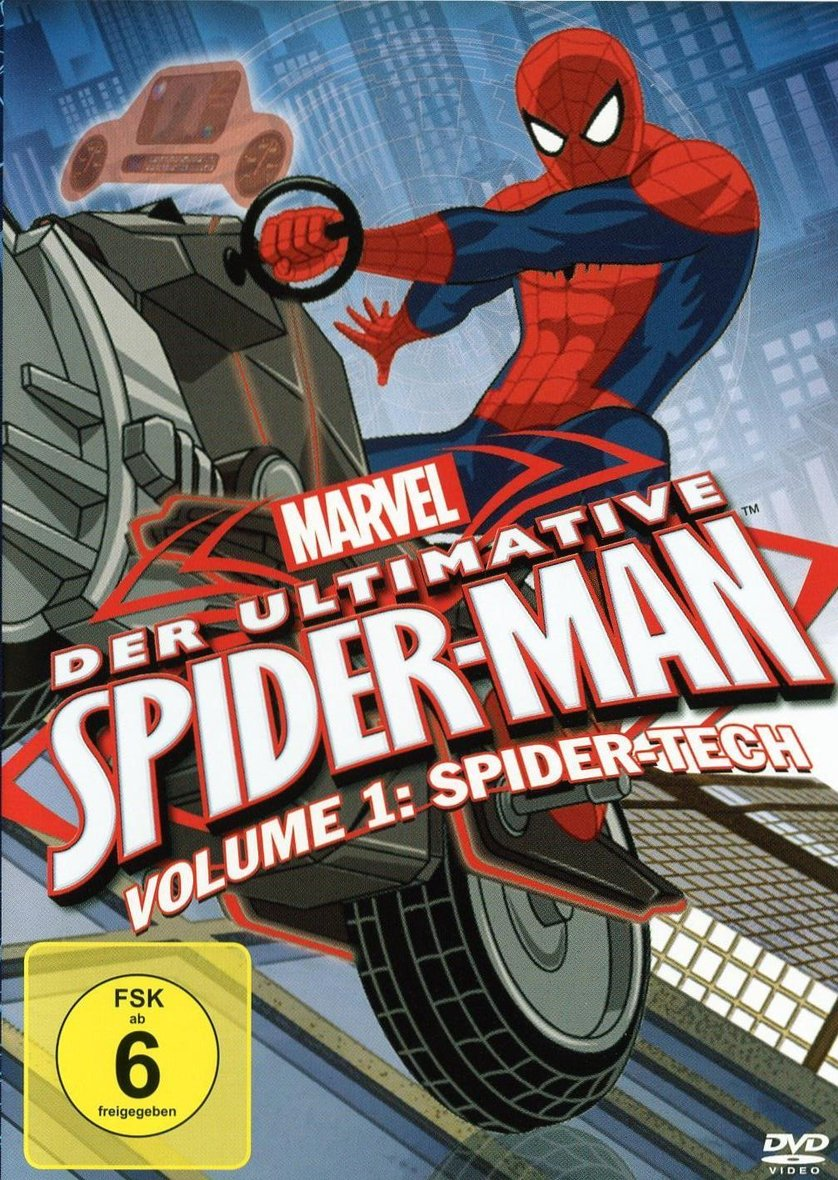 Serien Stream Der Ultimative Spider Man