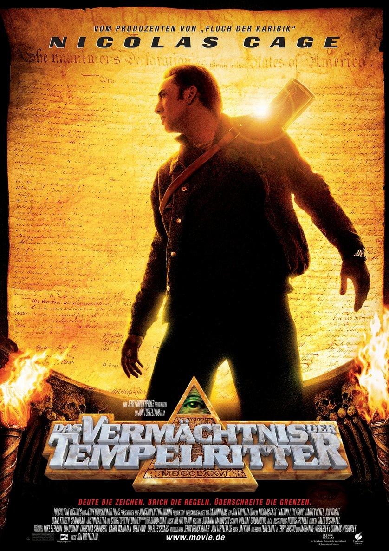 Das Vermächtnis der Tempelritter: DVD oder Blu-ray leihen