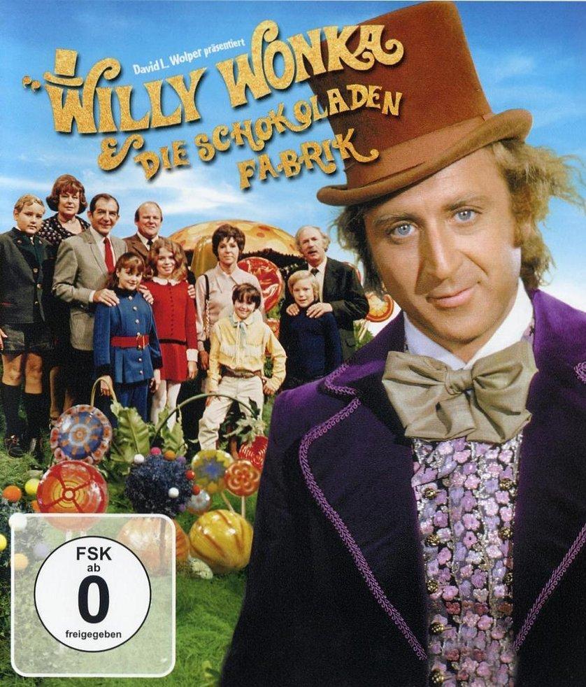 Willy Wonka Schokoladenfabrik
