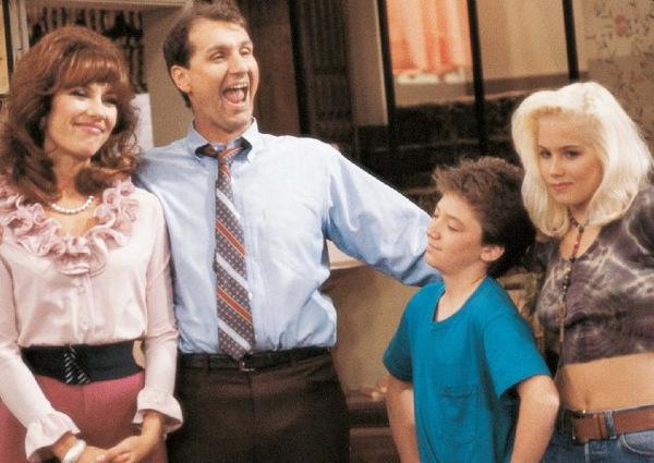 Eine schrecklich nette Familie: Peggy, Al, Bud & Kelly