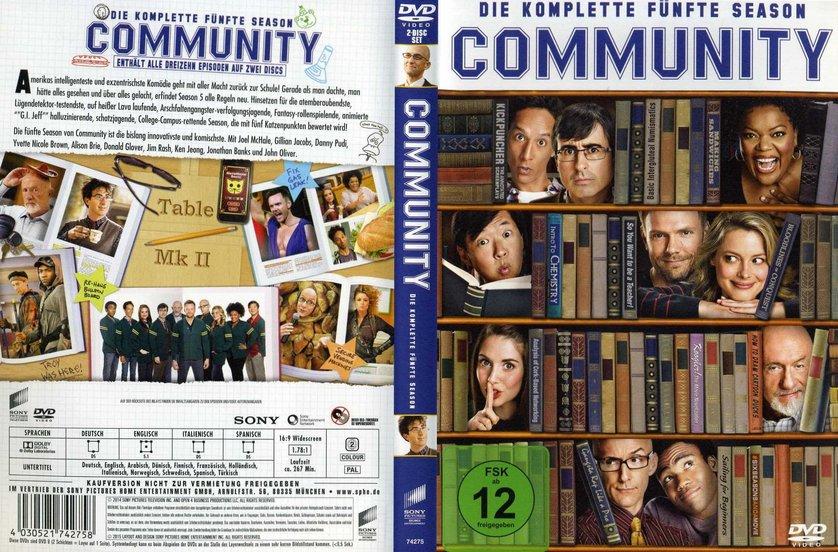 Community Staffel 5