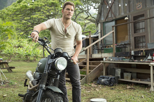 Chris Pratt als Owen © Universal Pictures
