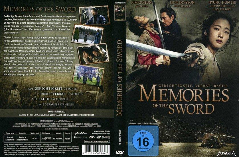Memories Of The Sword Deutsch