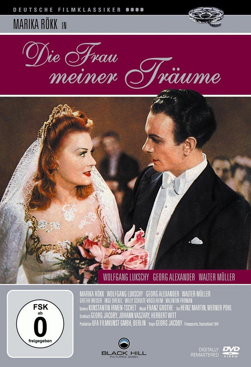 Die Frau meiner Träume: DVD oder Blu-ray leihen